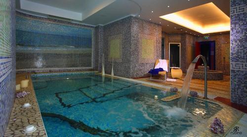 Отель Grand Hotel Paradiso 4 звезды Италия