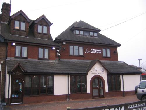 Photo of La Caverna Hotel & Italian Restaurant Hotel Bed and Breakfast Accommodation in Birmingham West Midlands