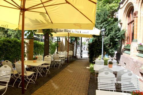 Hotel Artushof Dresden Restaurant