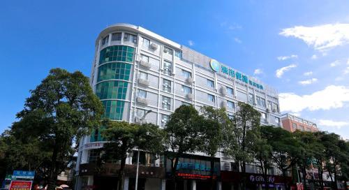 Отель City Comfort Inn Beijing Rd Yizhong Branch 0 звёзд Китай
