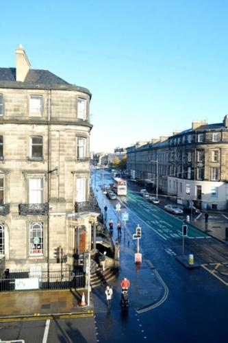 Holiday Apartments in Edinburgh