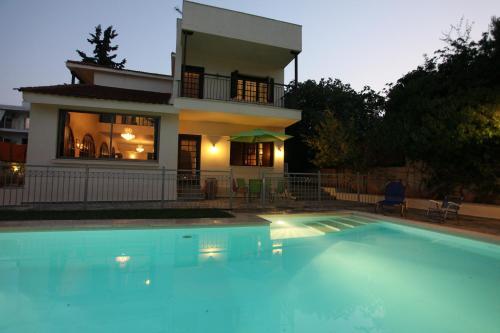 Отель Villa Arafin 0 звёзд Греция