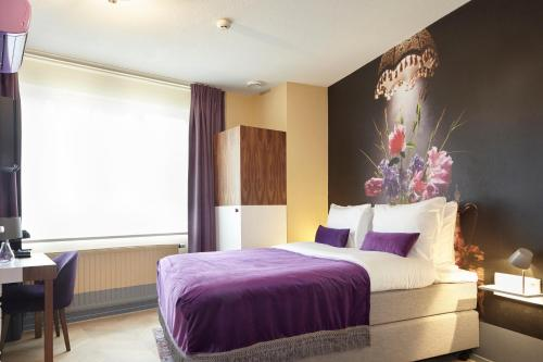 Stay at The Muse Amsterdam - Boutique Hotel