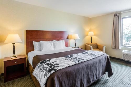 Sleep Inn & Suites Manchester
