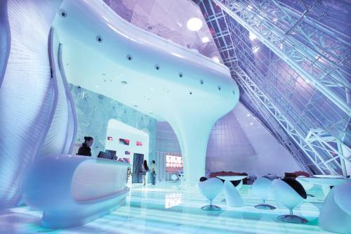 Отель Otique Aqua Hotel 4 звезды Китай