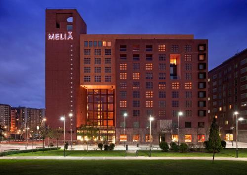 5 starts hotel in Bilbao