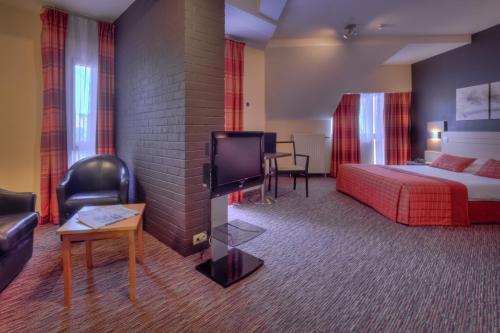 Hotel Lido **** Mons Centre