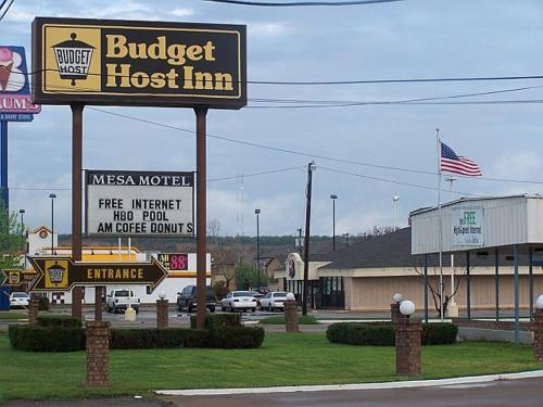 Budget Host Inn Mineral Wells