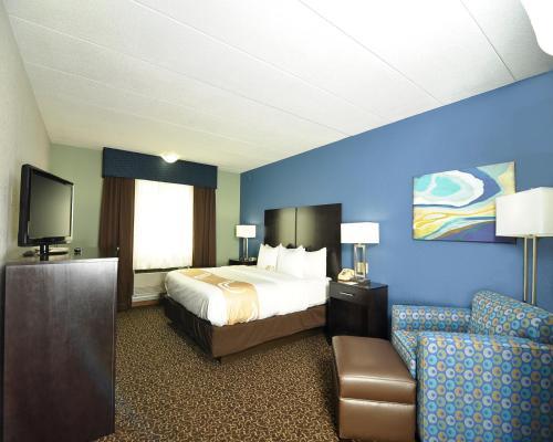 Quality Inn Cedar Point South Hotel Milan