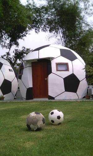 The Football House