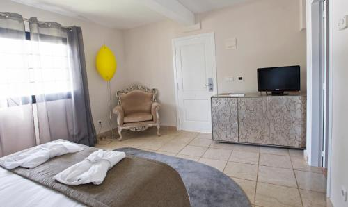 Double Room - single occupancy Agroturismo Sa Talaia 4