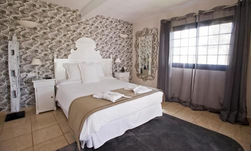 Doppelzimmer - Einzelnutzung Agroturismo Sa Talaia 1