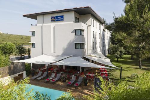 Best Western Plus Hôtel De L'arbois