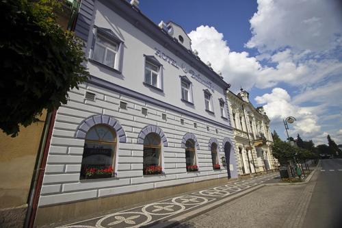 Hotel Bohumilka