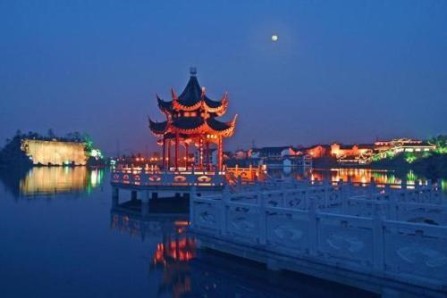 Отель Yuhu Resort 5 звёзд Китай