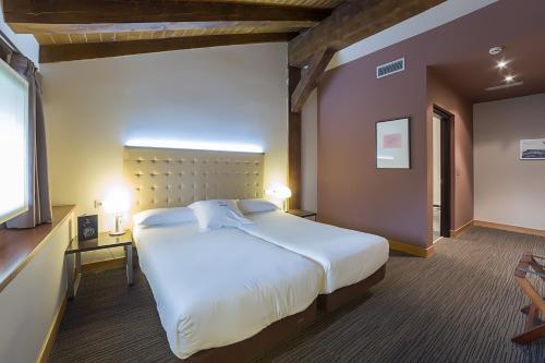 Habitación Doble - Ático - 1 o 2 camas   - Uso individual Hotel Dolarea 20