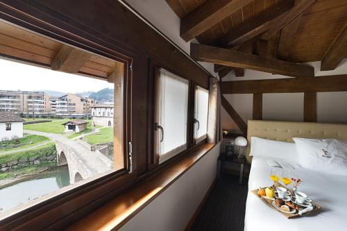 Habitación Doble - Ático - 1 o 2 camas   - Uso individual Hotel Dolarea 2