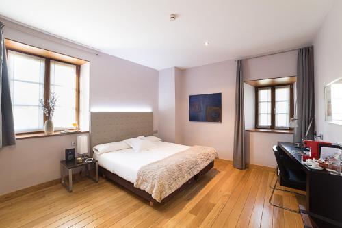 Habitación Doble Estándar - 1 o 2 camas - Uso individual Hotel Dolarea 11