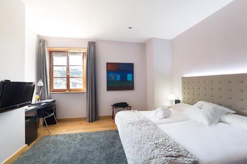 Habitación Doble Estándar - 1 o 2 camas - Uso individual Hotel Dolarea 9