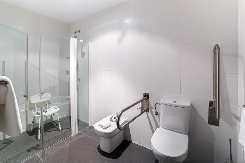 Habitación Doble Estándar - 1 o 2 camas - Uso individual Hotel Dolarea 6