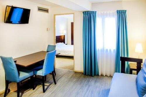 Отель Appart'hôtel Saint Jean 2 звезды Франция