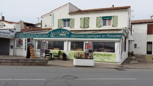 Restaurant Le Delta St Marie De La Mer