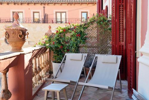 Suite Junior con terraza Aiguaclara 2