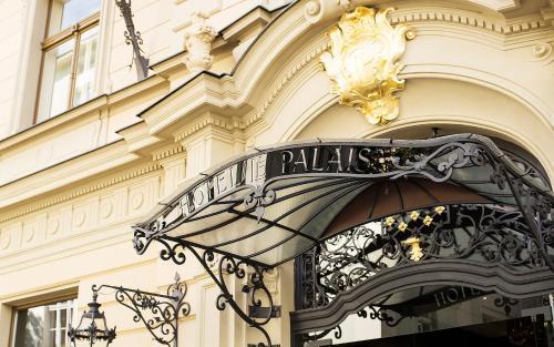 Le Palais Art Hotel Prague - 32 of 51