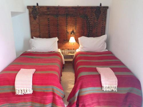 Rouge Doppelzimmer (Rouge Double Room)