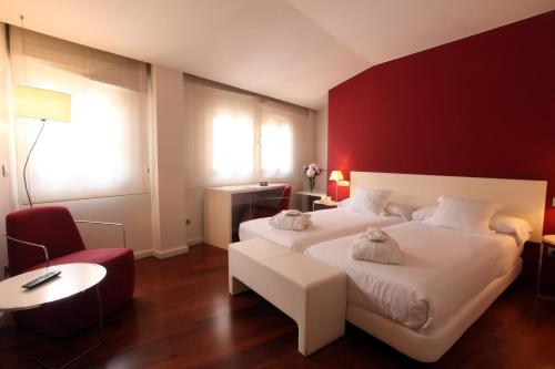 Habitación Doble - 1 o 2 camas Hotel Gran Claustre 5