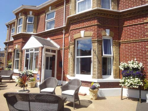 Brooke House hotel in Shanklin