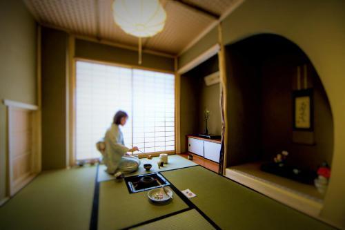 NAZUNA Kyoto Nijo-tei - Service & Dedication -