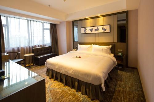 Отель Yingshang Hotel Shenzhen Railway Station Branch 4 звезды Китай