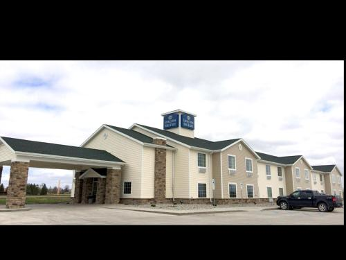 Cobblestone Hotel And Suites Crookston