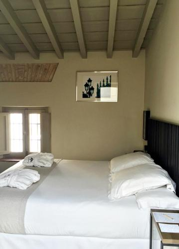 Double Room - single occupancy Hotel Boutique Casas de Santa Cruz 15