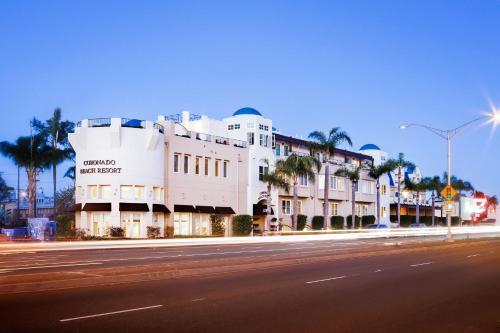 Coronado Beach Resort CA, 92118