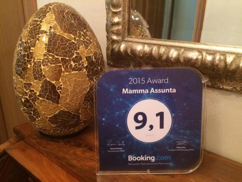 Отель Mamma Assunta 0 звёзд Италия