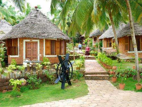 Soma Manaltheeram Ayurveda Beachvillage