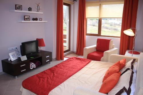 Apartment D26 in Green Life Ski and Spa, Bansko