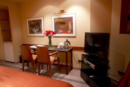 Class Room - single occupancy A Casa Canut Hotel Gastronòmic 5