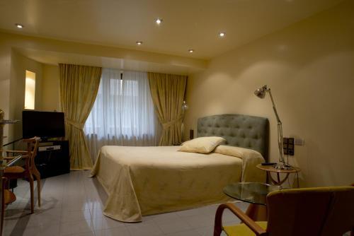 Class Room - single occupancy A Casa Canut Hotel Gastronòmic 8