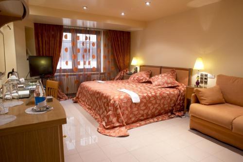 Class Room - single occupancy A Casa Canut Hotel Gastronòmic 9