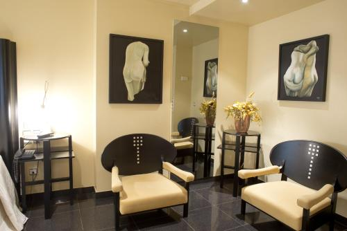 Class Room - single occupancy A Casa Canut Hotel Gastronòmic 7