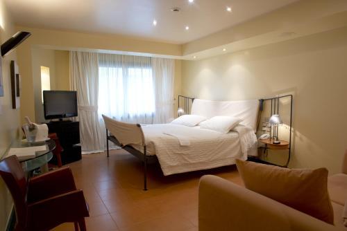 Class Room - single occupancy A Casa Canut Hotel Gastronòmic 13