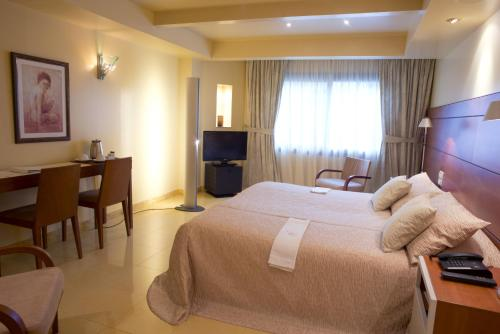 Class Room - single occupancy A Casa Canut Hotel Gastronòmic 19