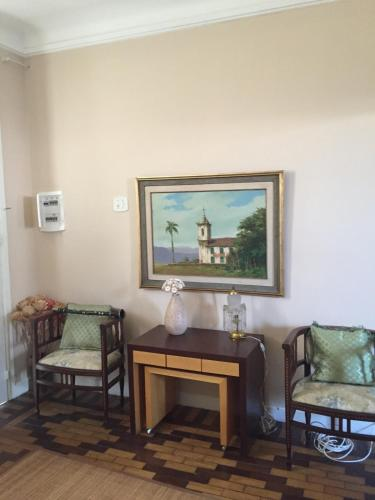 Flat in the heart of Lapa