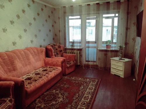 Apartment Kurchatova 5