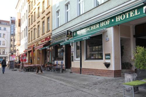 Hotel Märkischer Hof photo 15