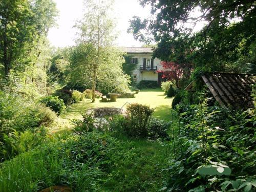 Le Moulin d'Escoutoux