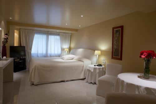 Top Class Room - single occupancy A Casa Canut Hotel Gastronòmic 1